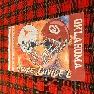 Brand new House Divided banner flag
